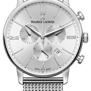 Maurice Lacroix Eliros Chronograph El1098-Ss002-110-1 Kello