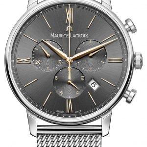 Maurice Lacroix Eliros Chronograph El1098-Ss002-311-1 Kello