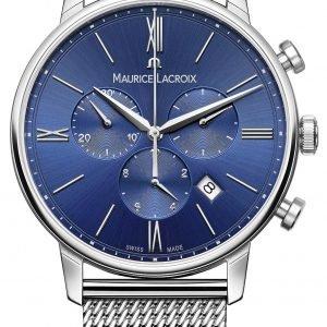 Maurice Lacroix Eliros Chronograph El1098-Ss002-410-1 Kello