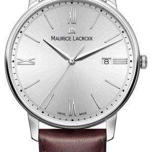 Maurice Lacroix Eliros Date El1118-Ss001-110-1 Kello
