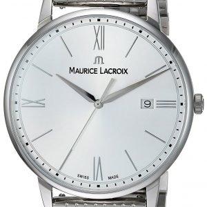 Maurice Lacroix Eliros El1118-Ss002-110-2 Kello Hopea / Teräs