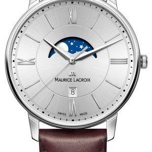 Maurice Lacroix Eliros Moonphase El1108-Ss001-110-1 Kello