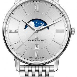 Maurice Lacroix Eliros Moonphase El1108-Ss002-110-1 Kello