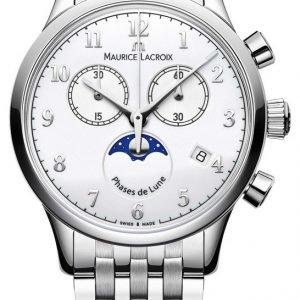 Maurice Lacroix Les Classiques Ladies Lc1087-Ss002-120-1 Kello