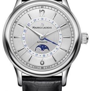 Maurice Lacroix Les Classiques Phase De Lune... Lc6168-Ss001-120-1 Kello