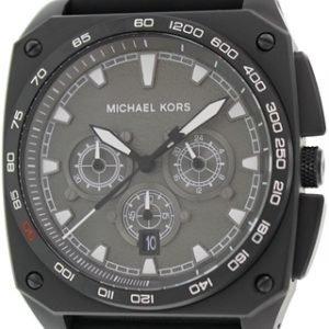 Michael Kors Grandstand Mk8390 Kello Musta / Kumi