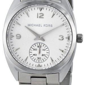 Michael Kors Mk3342 Kello Hopea / Teräs