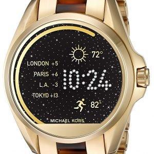 Michael Kors Smartwatch Mkt5003 Kello Lcd / Kullansävytetty Teräs
