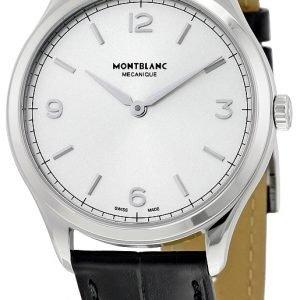 Montblanc Meisterstück 112515 Kello Hopea / Nahka