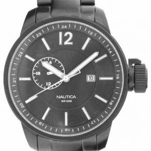 Nautica Bfc A26000g Kello Musta / Teräs