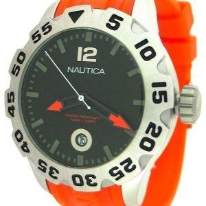 Nautica Bfd 100 N14603g Kello Musta / Muovi