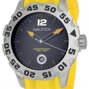 Nautica Bfd 100 N14604g Kello Musta / Muovi