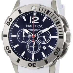 Nautica Bfd 101 N16568g Kello Sininen / Muovi
