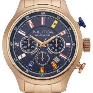 Nautica Chronograph Nai21507g Kello