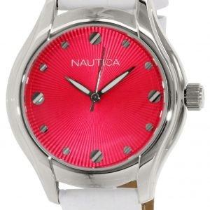 Nautica Dress N10508m Kello Pinkki / Nahka