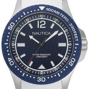 Nautica Dress Napmau004 Kello Sininen / Kumi