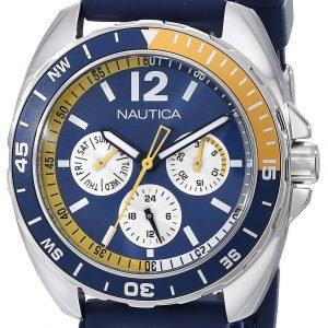 Nautica Multifunction N09915g Kello Sininen / Muovi