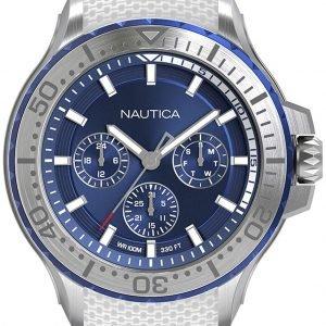 Nautica Napauc001 Kello Sininen / Kumi
