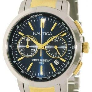 Nautica Nct N23604m Kello Sininen / Teräs
