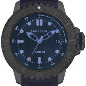 Nautica Nmx Nad20509g Kello Sininen / Kumi