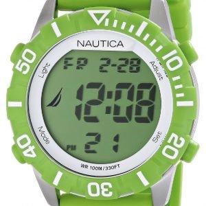 Nautica Nsr N09926g Kello Lcd / Muovi