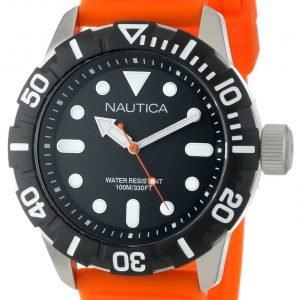 Nautica Nsr N11602g Kello Musta / Kumi