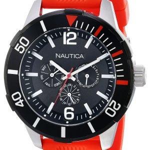 Nautica Nsr N14626g Kello Musta / Muovi