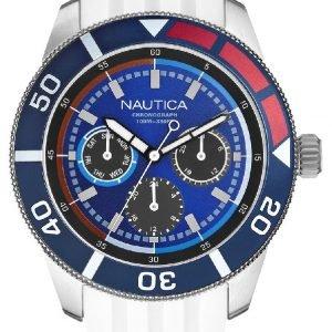 Nautica Nsr N16624m Kello Sininen / Muovi