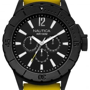 Nautica Nsr N17596g Kello Musta / Muovi