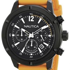Nautica Nsr N18711g Kello Musta / Kumi