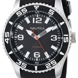 Nautica Nst N11562g Kello Musta / Muovi
