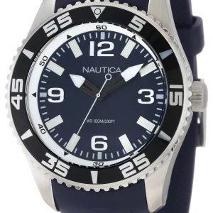 Nautica Nst N11563g Kello Sininen / Muovi
