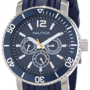 Nautica Nst N16640g Kello Sininen / Muovi