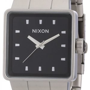 Nixon A0131000-00 Kello Musta / Teräs