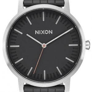 Nixon A10572541-00 Kello Musta / Teräs
