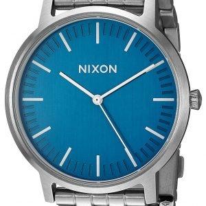 Nixon A1057307-00 Kello Sininen / Teräs
