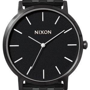 Nixon A1057756-00 Kello Musta / Teräs