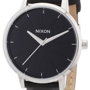 Nixon A108000-00 Kello Musta / Nahka
