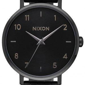 Nixon A1090001-00 Kello Musta / Teräs