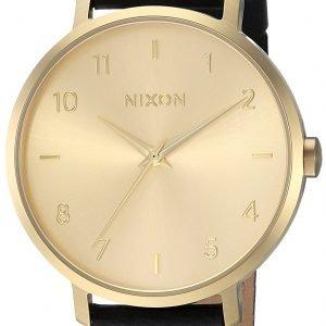Nixon A1091510-00 Kello Kullattu / Nahka
