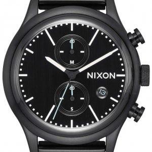 Nixon A11622341-00 Kello Musta / Teräs