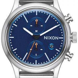 Nixon A1162307-00 Kello Sininen / Teräs