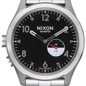 Nixon A1168000-00 Kello Musta / Teräs