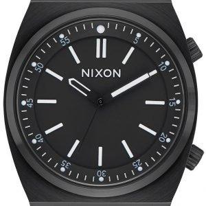 Nixon A1176001-00 Kello Musta / Teräs
