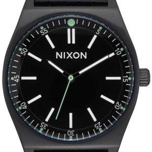 Nixon A1186001-00 Kello Musta / Teräs