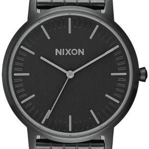 Nixon A11981420-00 Kello Musta / Teräs