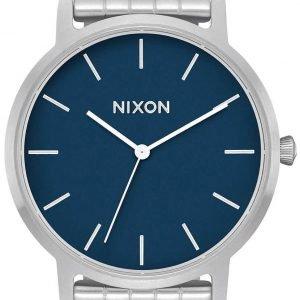 Nixon A1198307-00 Kello Sininen / Teräs