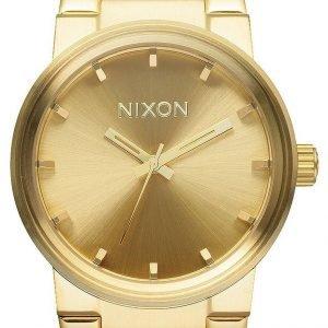 Nixon A1601891-00 Kello Kullattu / Kullansävytetty
