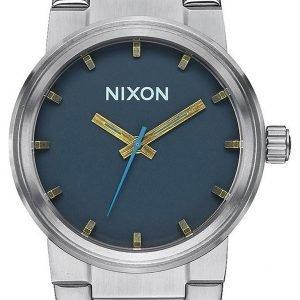 Nixon A1602076-00 Kello Sininen / Teräs