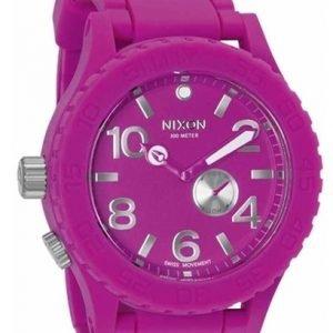 Nixon A236644-00 Kello Pinkki / Kumi